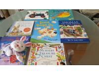 35 New and nearly new children's books