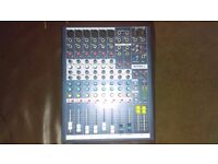 Soundcraft EPM6 high performance mixer