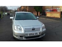 TOYOTA AVENSIS FULL YEAR MOT 1.8 5DR EXCELLENT CONDITION!!