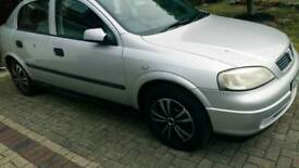 Astra 1.6 petrol