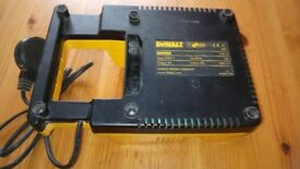 Used Dewalt DE9000 corded 36 v battery charger. GWO, see photos & details