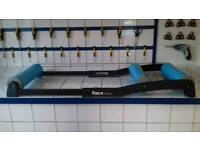 Tacx Antares cycling training rollers