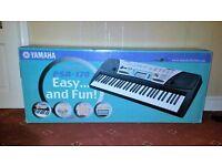 Yamaha PSR-170 Electric Keyboard - Boxed - As new / hardly used