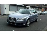 For sale AUDI A4 S LINE 55 PLATE 2.0TDI 6 SPEED Great Runner