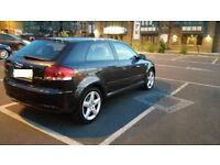 AUDI A3, 2.0 TDI DSG , FSH, GREAT MPG, NEW PIONEER STEREO WITH USB, BOSE SYSTEM, QUICK SALE NEEDED!