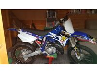 Yamaha YZ125 125 Recent full rebuild excellent condition! Bargain! not kx sx rm cr