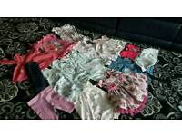 Baby clothes joblot from mother care and next with cardingins