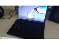 Laptop PC Computer Compaq Presario CQ57
