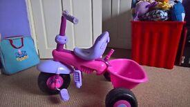 Girls 3 in 1 Trike. OFFERS