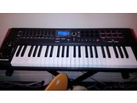 Novation Impulse 49 Keyboard with Stand