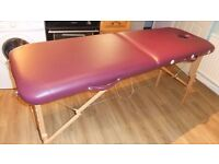 Massage couch made by feelgooduk