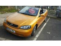 Vauxhall Astra mk4 1m8 convertable
