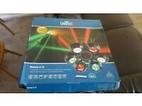 Chauvet beamer 6 fx led disco light