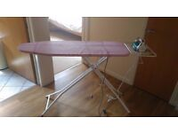 Iron and ironing board NEW