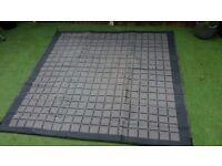 Kampa rally 260 awning carpet/ breathable ground sheet