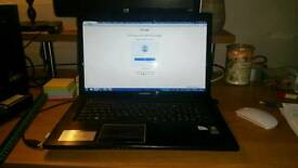 Lenovo g770 17.3 inch 8GB ram laptop