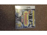 nintendo ds game 'Puzzler world'