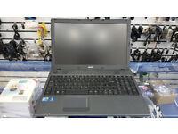 Acer TravelMate, 15.6'' screen, Intel Core i3 2.53 GHz, 4GB RAM, 320GB HDD, WIFI Windows 7 PRO