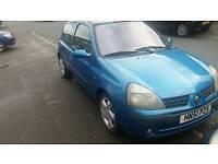 Renault Clio 1.4 spair or repair