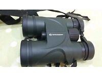 Bresser Condor Binoculars 10 x 42 New in Case