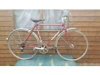 Retro Claude bulter bike