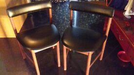 Mcintosh chairs