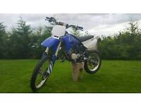 Yamaha yz 85 2009 big wheel