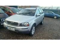 Volvo XC90 2.4 Diesel SE AWD Auto 7 Seater Silver One Private Owner