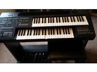 Yamaha Electone HC-4 electronic keyboard/organ