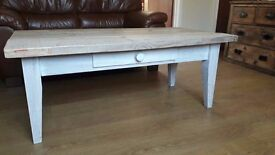 Reclaimed Scaffolding Coffee Table