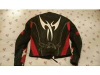 "Hein Gericke Biker Jacket 38"" UK small"