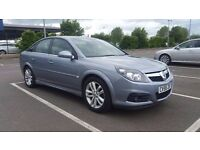 2007 (56 REG) VAUXHALL VECTRA 1.8 MANUAL IN TOP CONDITION. LONG MOT. SERVICE HISTORY. 1 OWNER. 2 KEY