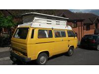 VW Transporter Campervan