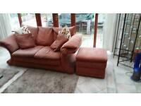 2×3 seater sofas