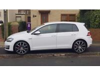 Golf GTD DSG mint condition must see .