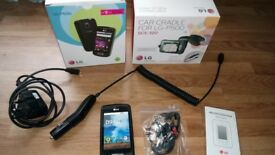 LG Optimus P500 Mobile Phone & Accessories