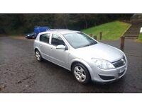 2007 Vauxhall Astra CDTI, 5 door, full years MOT