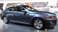 Mint 2015 Kia Optima EX Eco Hybrid