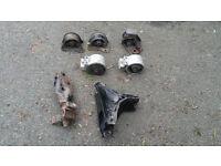 Honda Civic EG Engine Mounts, Brackets. Esi Vti SiR D16 B16 B18 K20 VTEC Engine