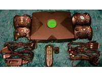 Original XBOX CONSOLE BUNDLE