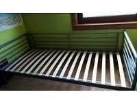 Ikea single kids bed