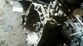 Vauxhall Corsa 6 speed gearbox