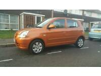 Kia Picanto Automatic 1.1 Petrol Only 70k Miles Low Insurance/Tax
