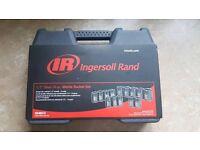 "Ingersoll Rand Impact Sockets-1/2"" 14-pc Metric Set"