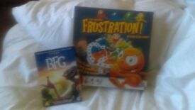 Frustration Game & DVD