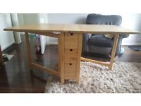 Ikea Norden Fold Away Dining Table
