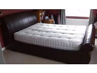 King sized bed base