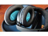 Bose QC25 headphones
