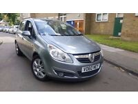 VAUXHALL CORSA AUTOMTIC VERY NICE CLEAN CAR SPECIAL MODEL HEATED SEATS HALF LEATHER MILES WARRANTED