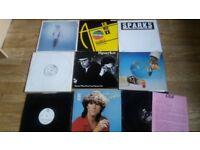 9 x sparks - vinyl collection colour vinyl , promos,